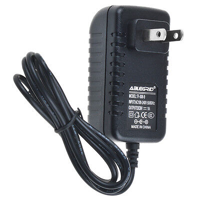 AC Adapter for RCA LYRa HD jukebox RD2820 HA015 Audiovox Media Player Power Cord Audiovox Rca Ac-adapter