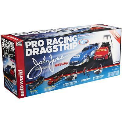 Auto World 13' NHRA John Courtney Force Slot Car Drag Race Set 13 Round 2 SRS320