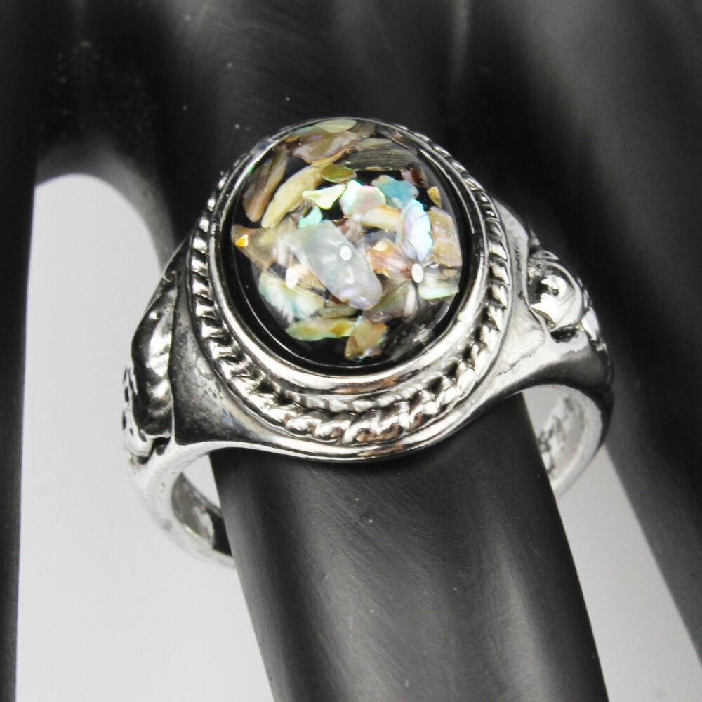 shells gemstone new jewelry 925 silver