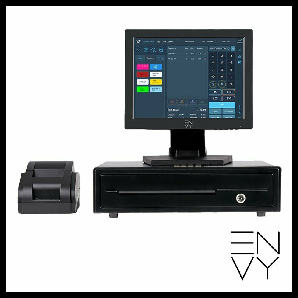 Full Touch Screen EPOS Retail POS Cash Register Till Store Clothing Shop,  We Deliver! | in Sheffield, South Yorkshire | Gumtree