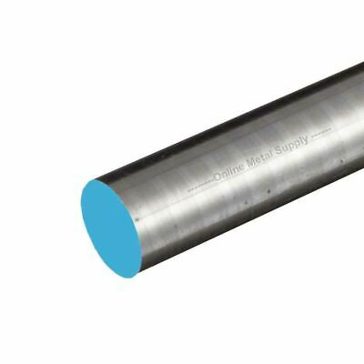 304 Rough Turned Stainless Steel Round Rod 5.500 5-12 Inch X 6 Inches