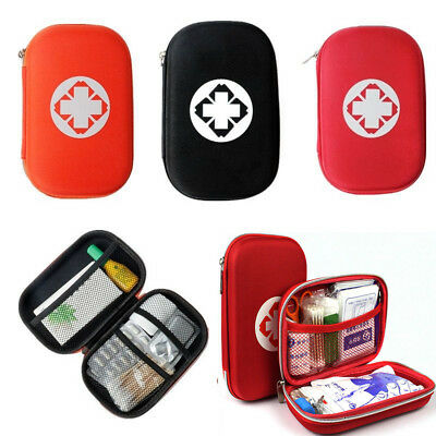 - First Aid Kit Travel Camping Sport Emergency Survival Rescue Empty Medical Bag