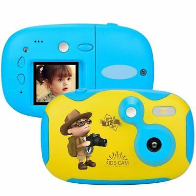 Mini 1080P HD 2MP Digital Camera Kids Children Birthday Gift Kinder Video Kamera