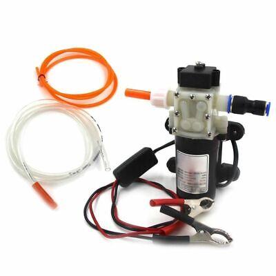 12v Motor Oil-diesel Fuel Fluid Extractor Electric Siphon Transfer Change Pump