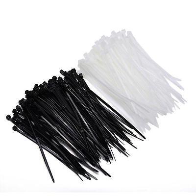 500pcs 4x150mm Factory Standard Self-locking Plastic Nylon Cable Ties Best Quali