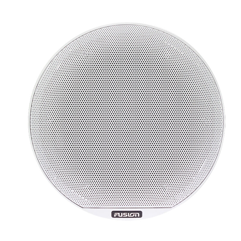 """FUSION SG-X88B 8.8"""" Signature Series Classic Grille Cover - White f/SG Series Sp"""
