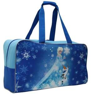 Frozen Elsa & Olaf 28 Inch Junior Hockey Bag - Blue