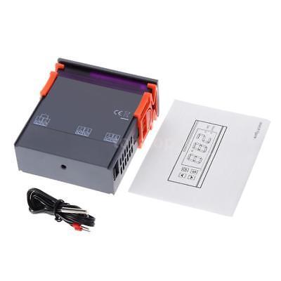 Digital Temperature Control Controller 90250v 110v 220v 10a Thermostat Us H2u7