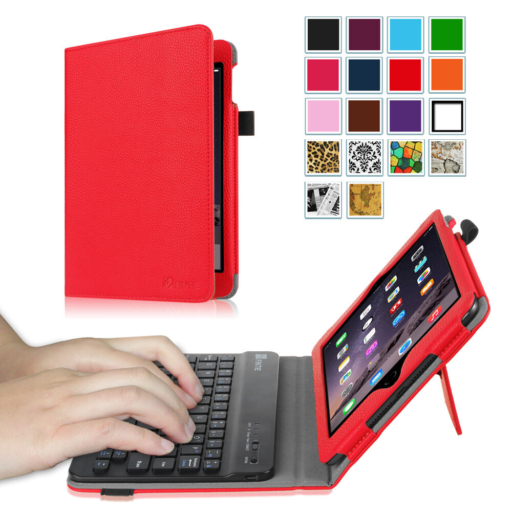 Fintie Apple iPad Removable Keyboard Case SlimShell Leather