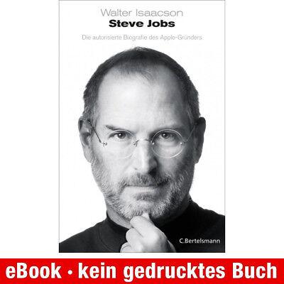 eBook-Download (EPUB) ★ Walter Isaacson: Steve Jobs ()