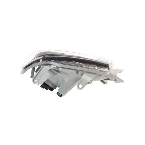 Headlight Assembly-Capa Certified Left TYC 20-9228-00-9