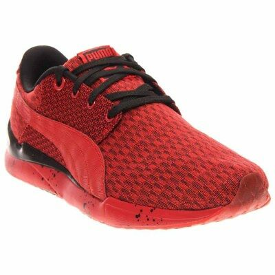 Puma Future Trinomic Swift Splatter   Red   Mens