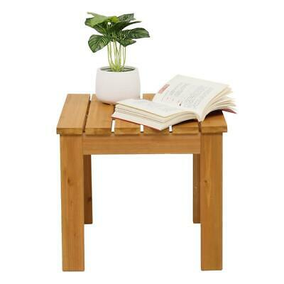 Side Table For Small Spaces Coffee Tray End Table Bedside Night Stand Outdoor