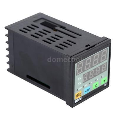Digital Led Timer Countdown Time Counter Alarm Relay Output Acdc 90-260v P0hw
