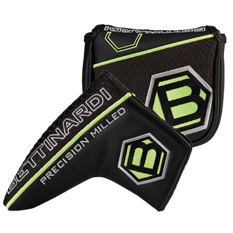 NEW Bettinardi BB Series Putter Headcovers for BB1 & BB29 Blade or BB56 Mallet
