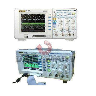 Rigol Ds1102d 1g Sr 16 Channels 100 Mhz Mixed Signal Oscilloscope Logic Analyzer