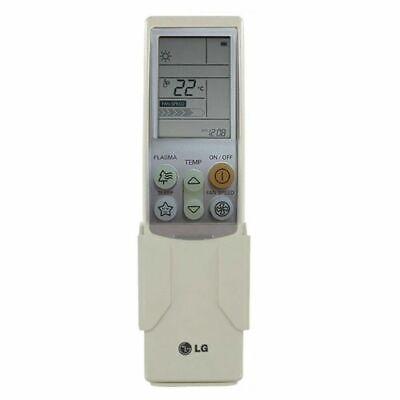 Original LG Air Conditioner Remote Control AKB35149809 For AKB35149807 + Holder