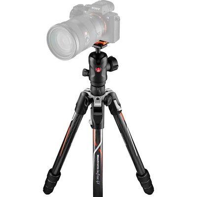 Manfrotto Befree GT Carbon fibre designed for alpha cameras