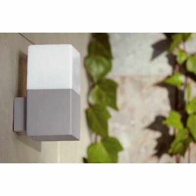 Outdoor Wall Light Tarraco IP44 Grey