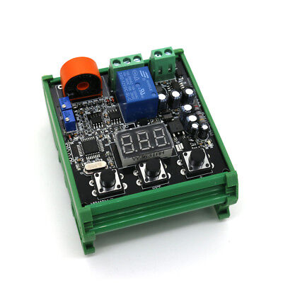 Ac 0-5a Ac Current Sensor To Detect The Full Range Of Linear Output Delay