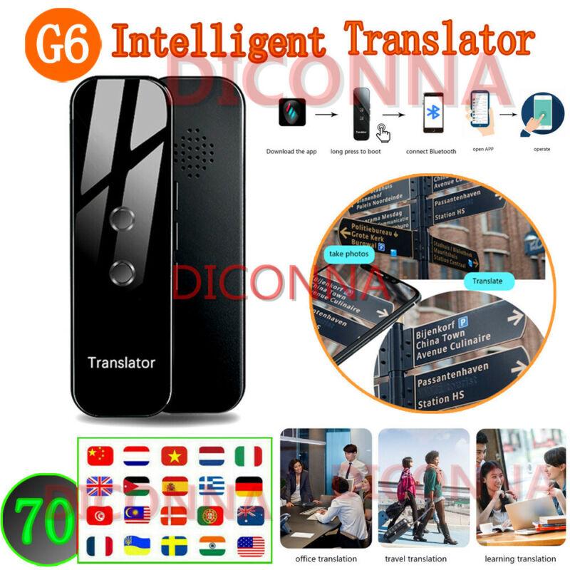 70 Languages Translaty MUAMA Enence Smart Instant Real Time Voice Translator US
