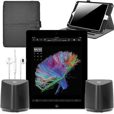 Apple iPad 4 (4th Gen) with Retina Display - 16GB,Wi-Fi, 9.7