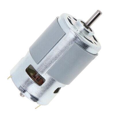 12-24v 775 Dc Motor High-speed Large Torque Motor Ball Bearing For Diy Car Drill