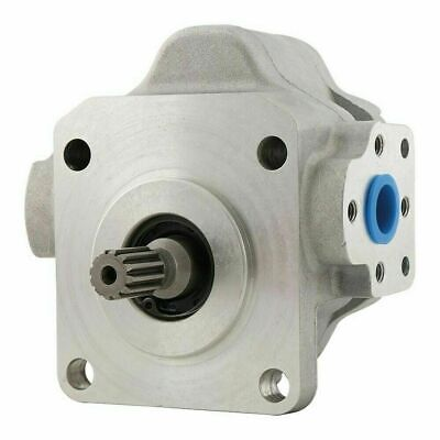 New Am876753 Hydraulicpower Steering Pump Fits John Deere 770 Compact Tractor