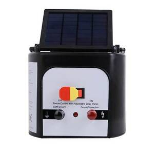 AUS FREE DEL-15km Solar Power Electric Fence Energiser Charger Sydney City Inner Sydney Preview
