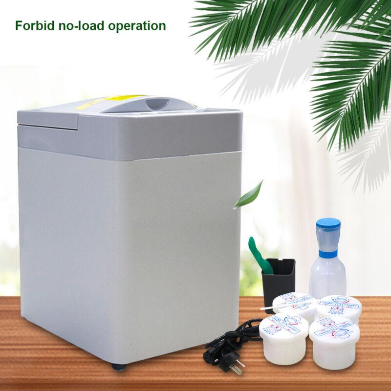 Fully Automatic Dental Algimax Alginate Mixer Impression Material Blender Mixing