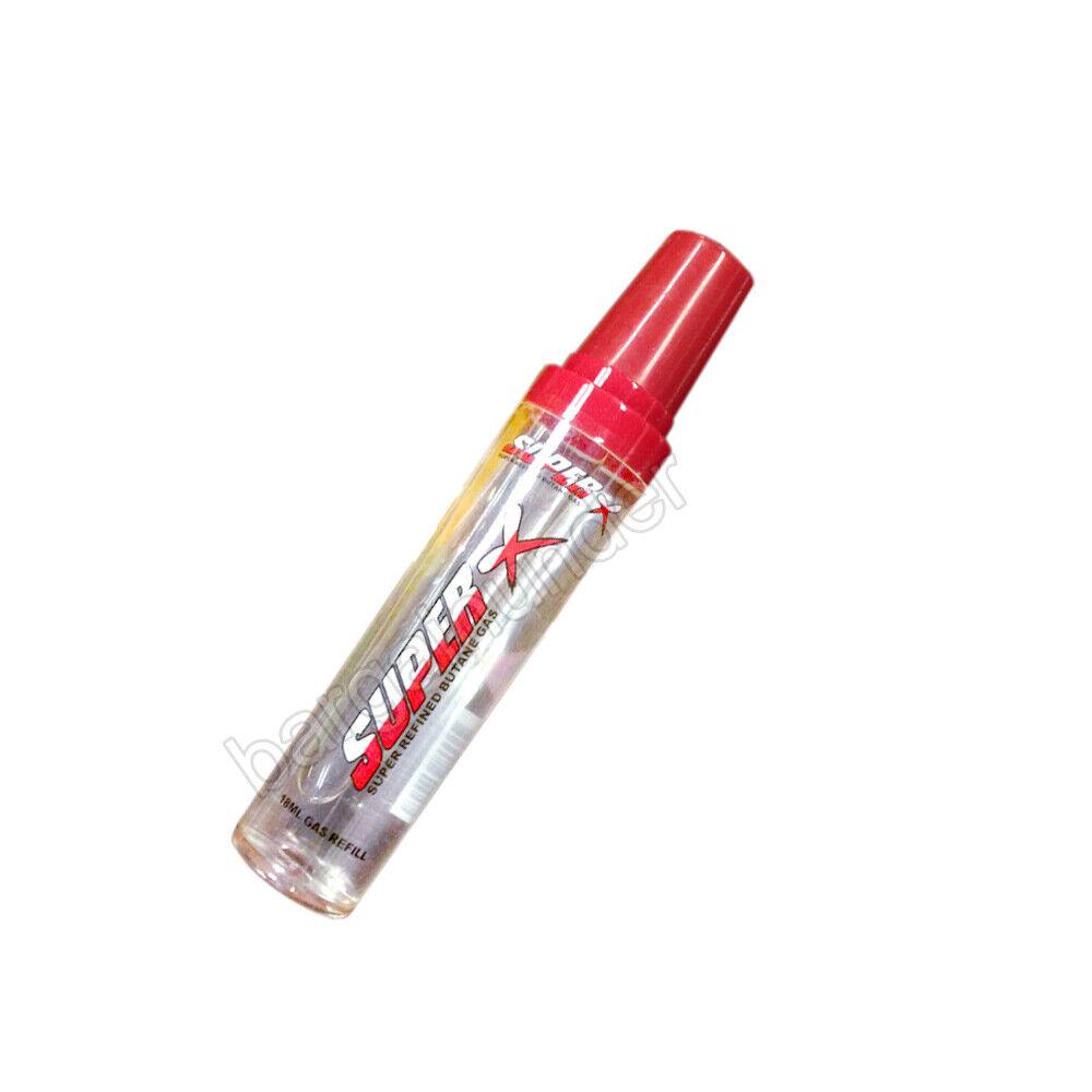 1 PC Butane Refill Fuel Fluid For Torch Lighter 18ML Each Bo