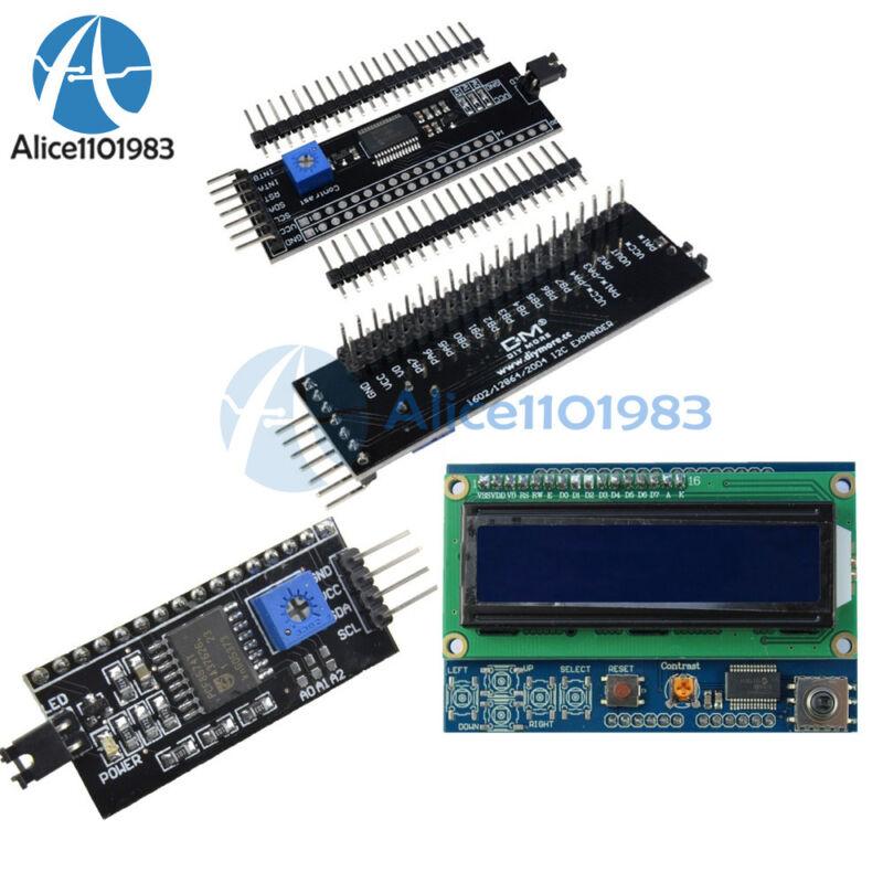 MCP23017 1602/2004/12864 LCD Expander 5V IIC/I2C Serial Interface Display Module