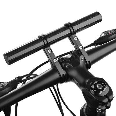 1//2//5X bicycle light holder bike handlebar fixing elastic bands color random JH
