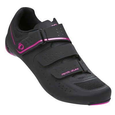 Pearl Izumi Women's Select Road v5 Studio Indoor Cycling Shoes Black - 43 (Indoor Studio Cycle)