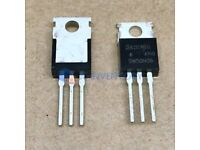 10  PCS SW50N06 TO-220 N-Channel MOSFET