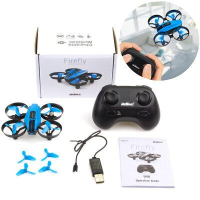UDI U46 Mini RC Drone 2.4Ghz 4CH Quadcopter Headless Method for Beginner Kids Gift