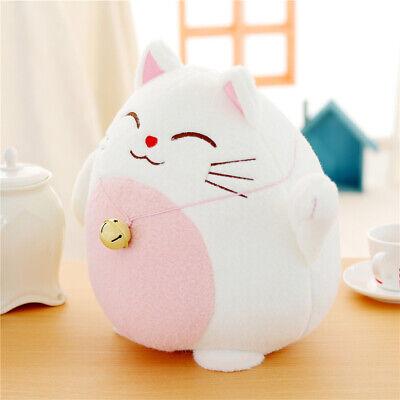Kawaii Fortune Cat Panda Plush Toy Car Decoration 18CM Stuffed Doll Kids Gift - Kawaii Panda Plush