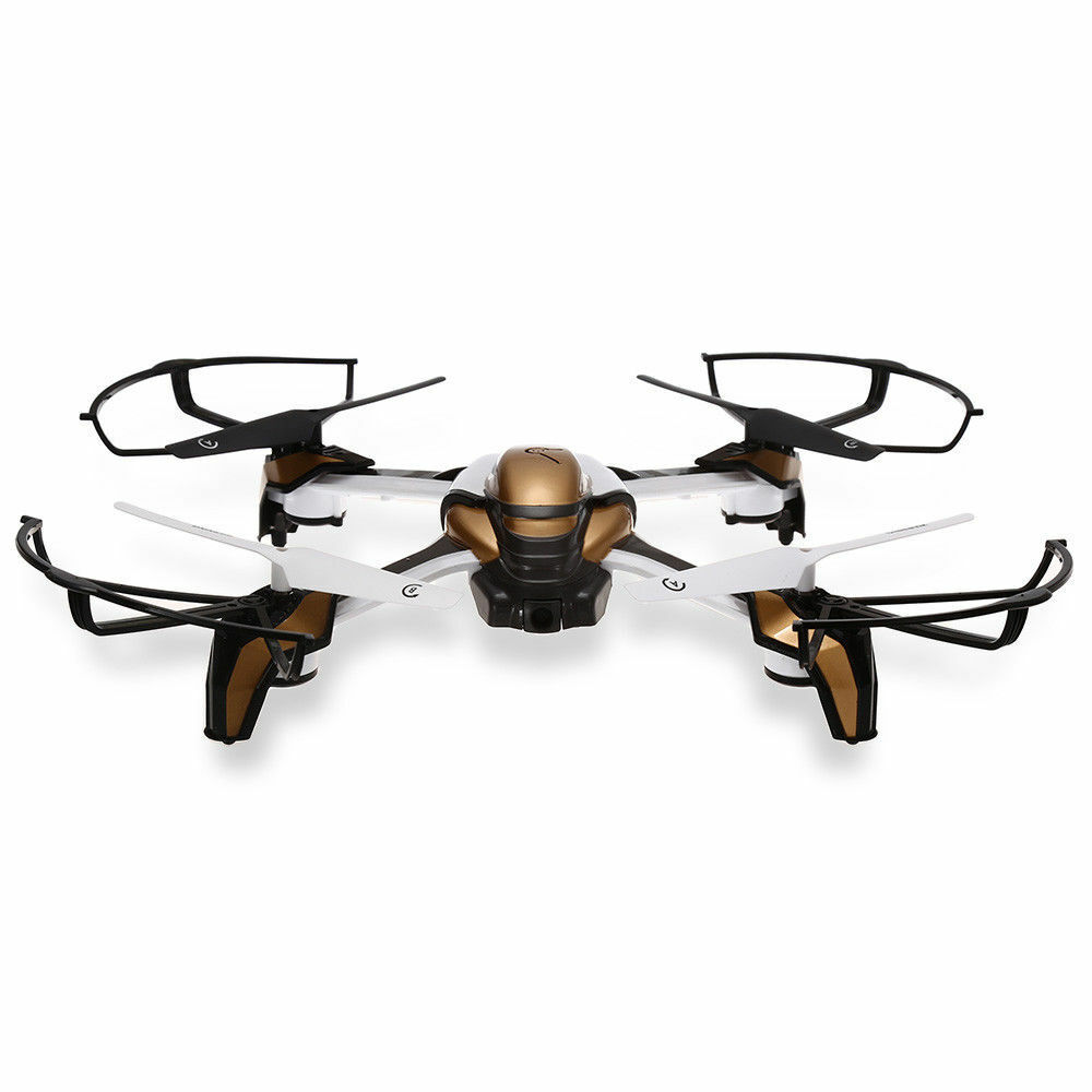 KAIDENG PANTONMA K80 W Quadcopter 2.4G 4CH 6Axis Gyro One Key Return Drone White