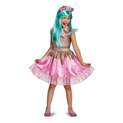 Halloween Costumes Shopkins (Girls Shopkins Classic Peppa-Mint Halloween)