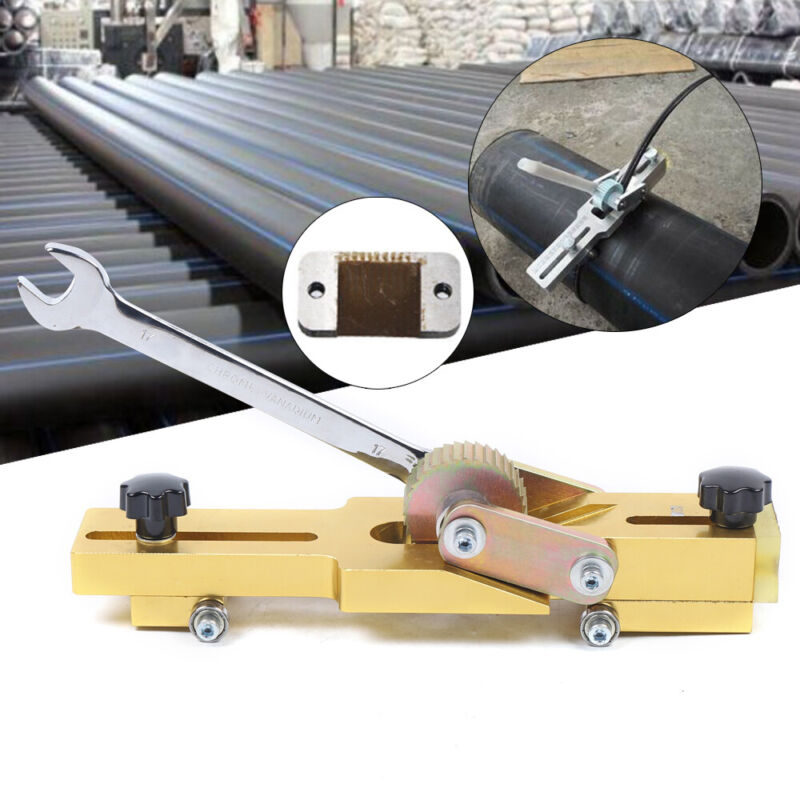 PE Pipe Scraper Tool External Debeader Ratchet Edge Planing Machine Aolly Cutter