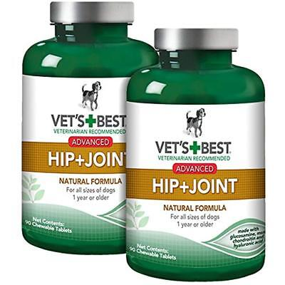 Vets Best Supplements & Vitamins Advanced Hip And Joint Dog (2