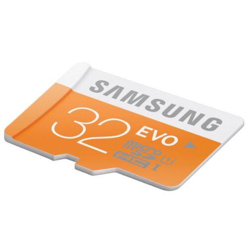 Samsung 32GB EVO Class 10 microSD Micro SD HC Speicherkarte für Galaxy S7 Edge