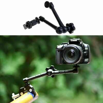11 Inch Adjustable Magic Arm Heavy Duty for DSLR Camera LCD Monitor Light UK