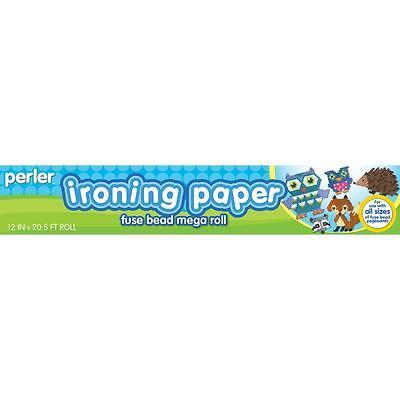 Great Kids Gift! MEGA ROLL Perler Fuse Bead Ironing Paper 12
