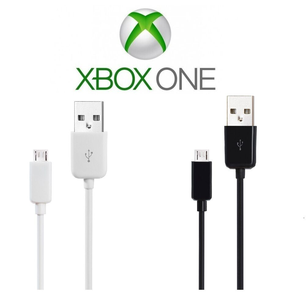 Xbox One Controller Charging USB Cable