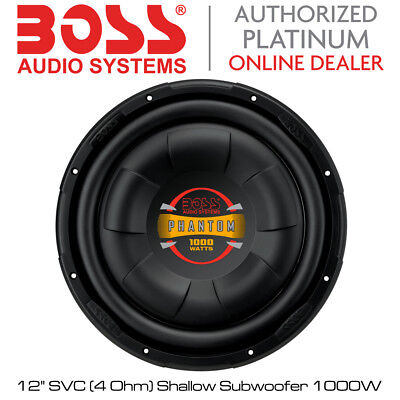 Boss Audio D12F - 12