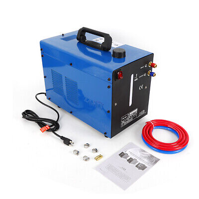 110v Powercool Tig Welder Torch Water Cooler 10l Welding Cooling Tank 1lmin