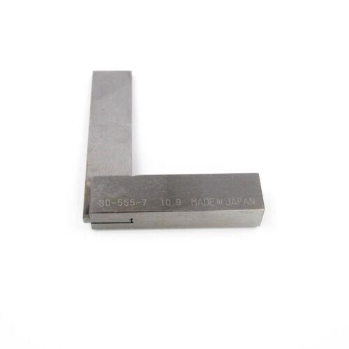 """Accuracy Square 2"""" Blade x 1-1/2"""" Beam .0005"""" Solid Precision Grade SPI 30-555-7"""