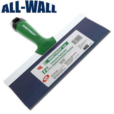 Usg Sheetrock Pro 12 Drywall Taping Knife Blue Steel W Matrix Style Handle