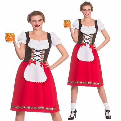 Traditionell Bayrisch Bier Mädchen Erwachsene Deutsche Festival Kostüm Kostüm